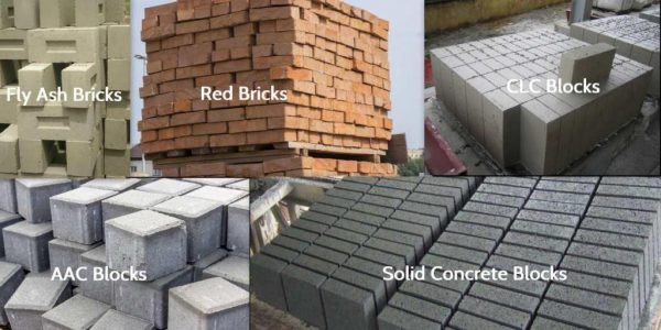 Bricks/ Blocks Testing